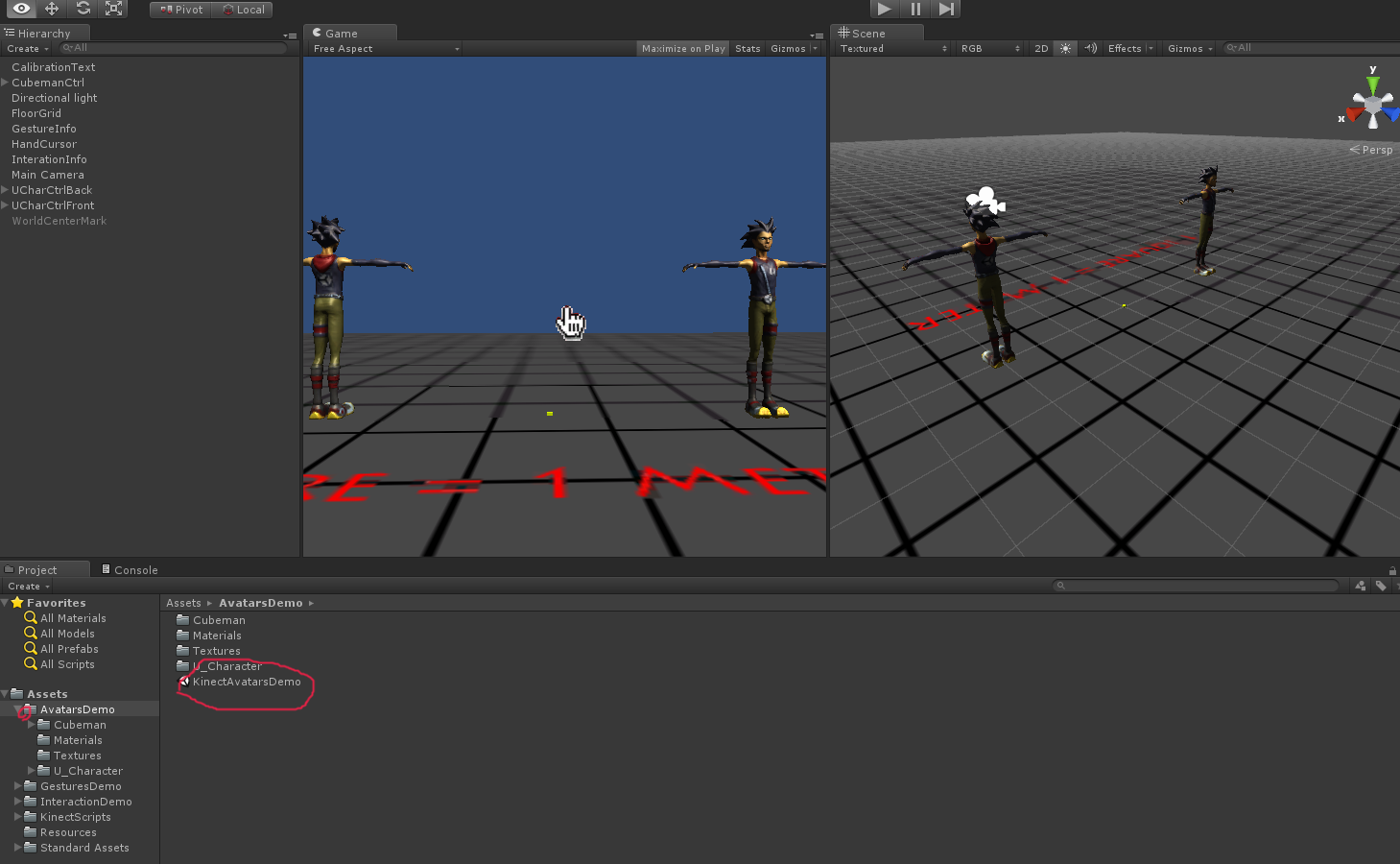 Kinect-sdk2