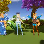 [続]Kinect v2でユニティちゃんを動かす(Kinect v2withMS-SDKアセット)