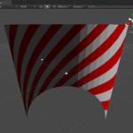 円柱の内側に繋ぎ目のないテクスチャを貼る(Unity+Blender)