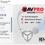 全天球動画(外部mp4ファイル)再生環境の作り方-AVProアセット利用