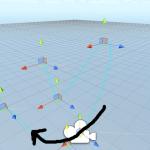 Visual iTween Path Editorで視点もポジションも自由に移動するカメラワーク