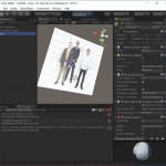 Unityでビデオストリーミングをテクスチャとして表示する(アセットなしでOK)