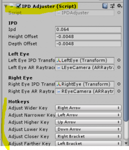 ipd adjuster